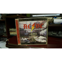 Cd Ac Dc Live In Concert