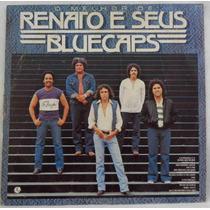 Renato E Seus Blue Caps Lp Nacional Usado O Melhor De Renato