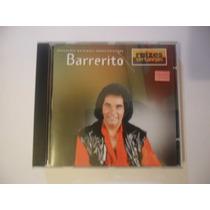 Cd - Barrerito - Coleção Raízes Sertanejas