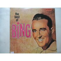 Disco Vinil Lp The Best Of Bing ##