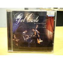 Gal Costa Acustico Cd Album