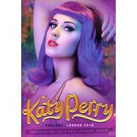Dvd Katy Perry Novo Lacrado! = Live In London 2010 Ao Vivo !