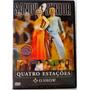 Dvd: Sandy & Junior Quatro Estações - O Show