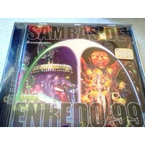 Cd Sambas De Enredo 99 Carnaval Bandeirantes