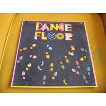 Lp Zerado Dance Floor Coletanea House Techno