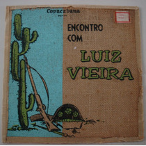 Lp Luiz Vieira-preludio Para Ninar Gente Grande