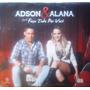Cd Adson E Alana - Frete Grátis