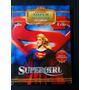 Dvd Coleção Super Heróis Do Cinema - Supergirl