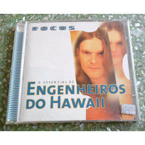 Cd Engenheiros Do Hawaii - Focus : O Essencial (20 Sucessos)