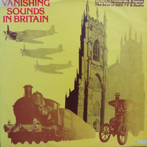 Lp - Vanishing Sounds In Britain - The Best Of Vinil Raro