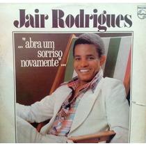 Lp Vinil Jair Rodrigues - ...
