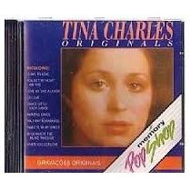 Tina Charles Originals - Cd Com Gravações Originais