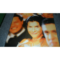 Lp Marina Lima - Abrigo 1995