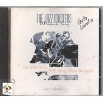 Cd The Jazz Masters 100 Anos De Swing P.metheny, B.b. King..