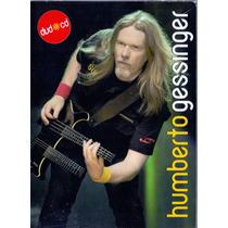 Dvd + Cd Humberto Gessinger - Insular Ao Vivo - Novo***