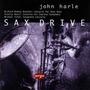 Cd Sax Drive / John Harle / Importado / Frete Gratis