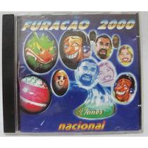 Furacão 2000 Nacional - Clássico Do Funk - Raro