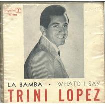 Trini Lopez La Bamba Odeon 1957 Mono