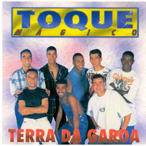 Cd Toque Mágico - Terra Da Garoa - Novo***