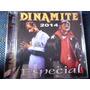 Cd Dinamite 2014 Edição Especial