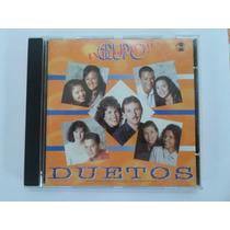 Cd Grupo Integração - Duetos Vol 1 - Frete Grátis