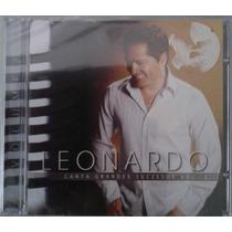 Cd Leonardo - Canta Grandes Sucessos Vol.2