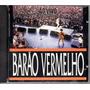 Cd Barão Vermelho - Ao Vivo Edição De 1992 - Som Livre /