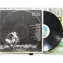 Elis Regina Trem Azul Aprendendo Jogar Lp Philips Album Dupl