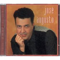 Cd José Augusto - Nosso Amor É Assim /
