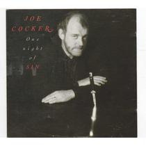 Cd Joe Cocker - One Night Of Sin (importado Usa)