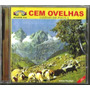 Cd Ozeias De Paula - Cem Ovelhas * Playback Incluso