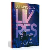 Livres Para Adorar Dvd Mais Um Dia (ao Vivo) Juliano Son