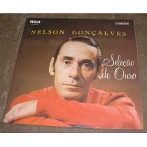 Nelson Gonçalves - Seleção De Ouro Vol. 2 - Lp Vinil