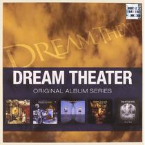 Dream Theater - Original Album Series [box 5cds] Uk Frete Gr