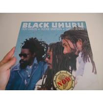 Lp - Black Uhuru - Now - Importado