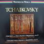 Lp - Tchaikovsky - Concerto N. 1 Para Piano E O Vinil Raro