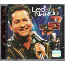 Cd Original - Leonardo Ao Vivo Cd Duplo