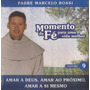 Cd Lacrado Padre Marcelo Rossi Momento De Fe Volume 9