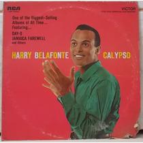 Lp/vinil - Harry Belafonte - Calypso- Importado