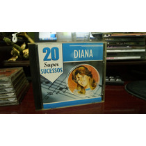Cd Diana - 20 Super Sucessos