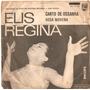 Compacto Vinil Elis Regina - Canto De Ossanha - 1966