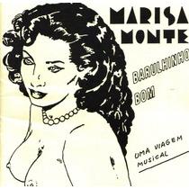 Cd - Marisa Monte - Barulhinho Bom - Novo