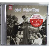 Rock Pop Funk Dance Blues Cd One Direction Take Me Home Raro