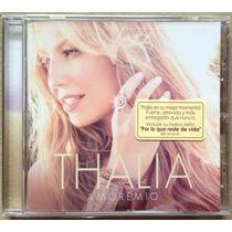 Cd Importado Thalia - Amore Mio (2014) * Lacrado * Original