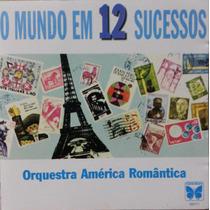 Cd Orquestra América Romântica O Mundo Em 12 Músicas