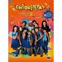 Dvd Chiquititas Video Hits Volume 2 (com Tatuagens)