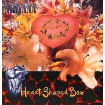 Nirvana Heart Shaped Box Cd Raro Original Importado Veja !!!