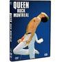 Dvd Da Banda Queen-rock Montreal-live-1981.