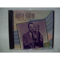 Cd Tommy Dorsey & Frank Sinatra- The Song Is You- Volume 2