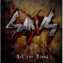 Sadus Out For Blood + 3 Bonus Tracks Novo Lacrado Cd